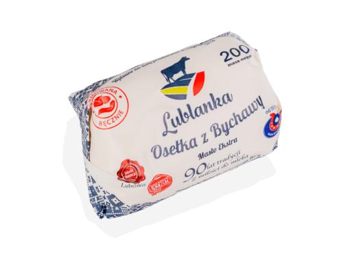 Masło Extra osełka 200 g